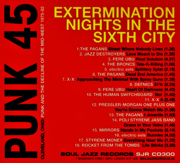 Extermination Nights In The Sixth City 002