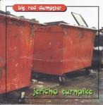 Jericho Turnpike Big Red Dumpster
