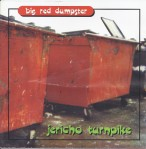 Jericho Turnpike Big Red Dumpster